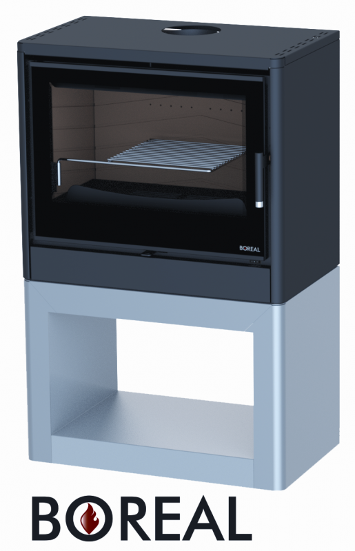 Boreal E1000 LS - krbové kachle moderné