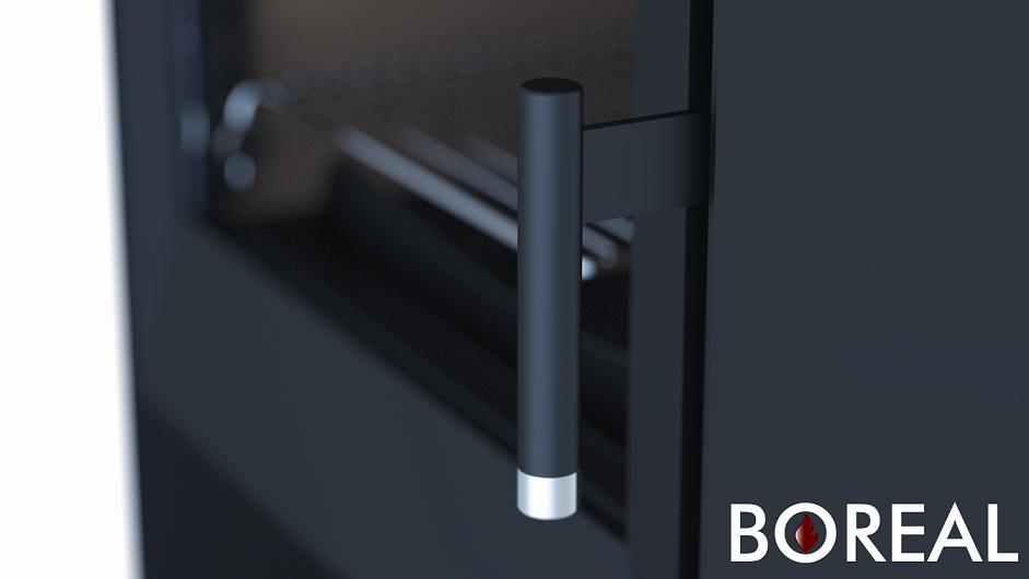 Boreal E7000 - krbové kachle rohové
