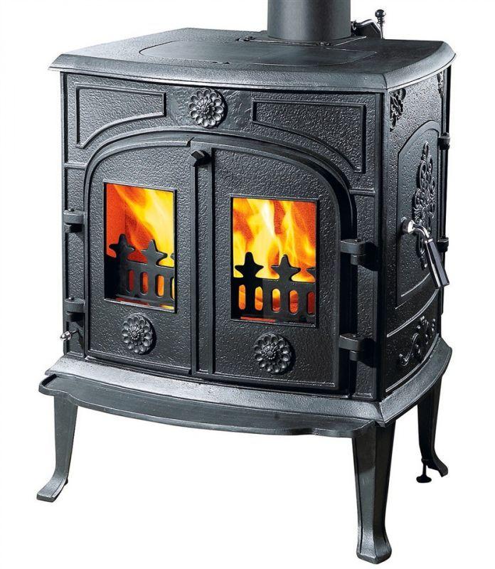 COMET - kamna litinová Globe-Fire