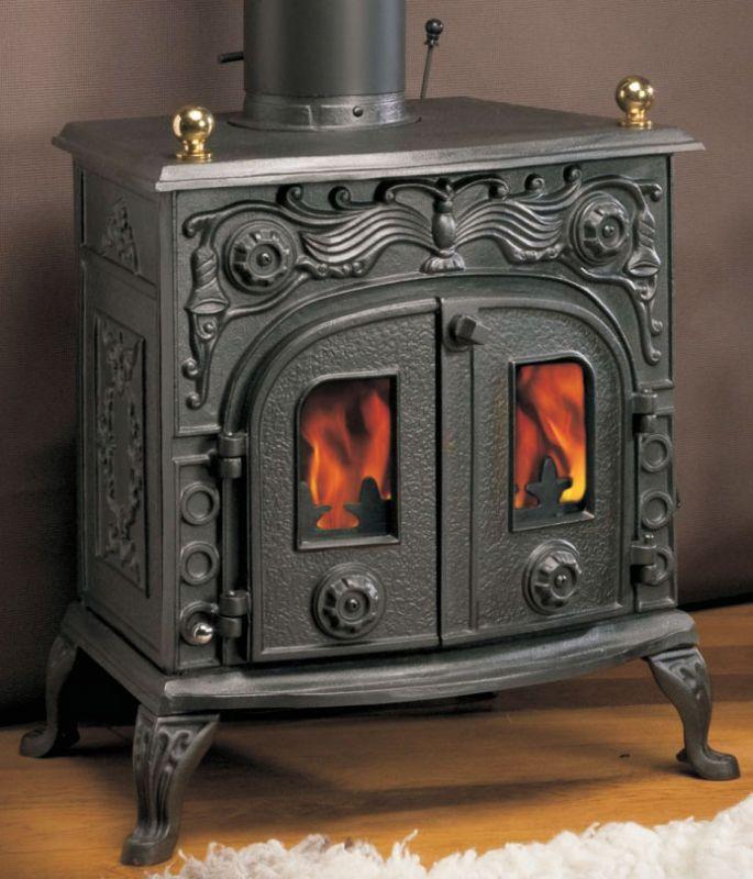 EROS II - kamna litinová Globe-Fire