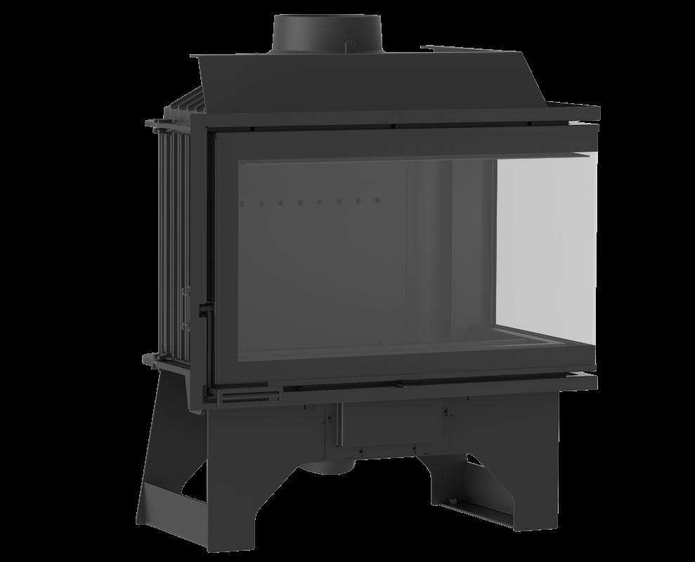 KFD ECO iLux 90 R - krbová vložka rohová pravá KF Design
