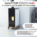 Bronpi Free 6 Vision - kamna na pelety