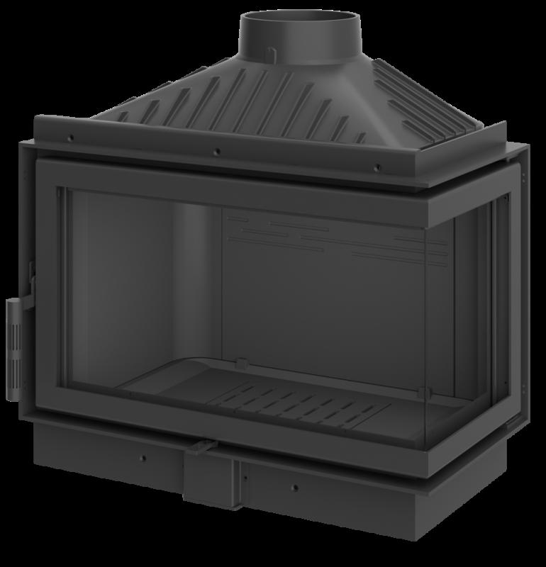 KFD ECO Max 7 R standard - krbová vložka rohová pravá KF Design