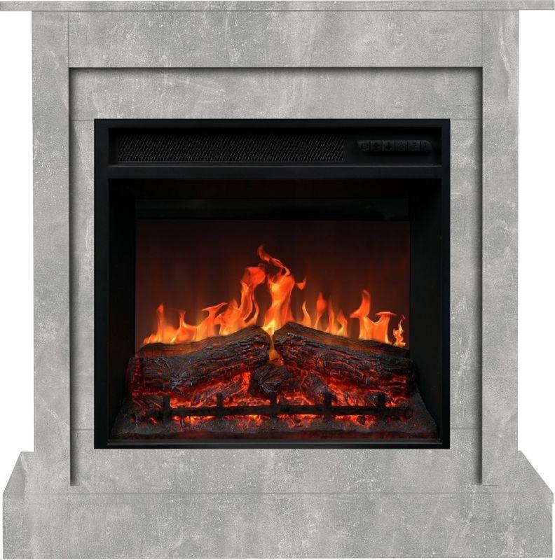VIGO beton klasik - elektrický krb Aflamo