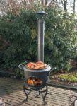 VULKAN - multifunkční litinový gril na zahradu