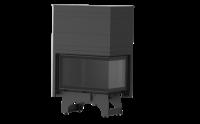 KFD ECO iLux 90 RH - krbová vložka rohová pravá s výsuvem KF Design